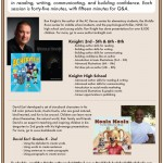 Ron Knight & David Earl: Fall School Tour